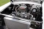 1957 CHEVROLET BEL AIR CUSTOM HARDTOP - Engine - 189539