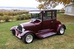 1926 FORD MODEL T CUSTOM COUPE - Front 3/4 - 189541
