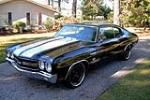 1970 CHEVROLET CHEVELLE SS CUSTOM COUPE - Front 3/4 - 189547