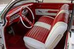 1961 CHEVROLET IMPALA SS BUBBLE TOP - Interior - 189570