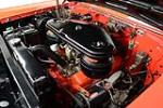 1957 CHEVROLET BEL AIR CONVERTIBLE - Engine - 189587