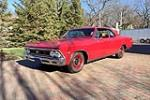 1966 CHEVROLET CHEVELLE SS  - Front 3/4 - 189628