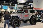 2013 JEEP WRANGLER CUSTOM SUV - Side Profile - 189646