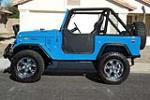 1974 TOYOTA LAND CRUISER FJ-40 CUSTOM SUV - Side Profile - 189696