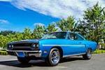 1970 PLYMOUTH ROAD RUNNER - Front 3/4 - 189702