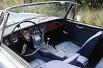 1964 AUSTIN-HEALEY 3000 MARK III BJ8 CONVERTIBLE - Interior - 189722