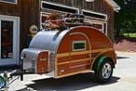 1948 TAG ALONG CUSTOM RETRO TRAILER - Front 3/4 - 189759