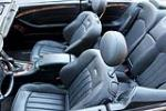 2005 MERCEDES-BENZ CLK 55 AMG CONVERTIBLE - Interior - 189767