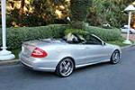 2005 MERCEDES-BENZ CLK 55 AMG CONVERTIBLE - Rear 3/4 - 189767