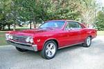 1967 CHEVROLET CHEVELLE SS 396  - Front 3/4 - 189784