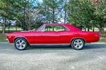1967 CHEVROLET CHEVELLE SS 396  - Side Profile - 189784