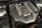 2003 MERCEDES-BENZ SL55 CONVERTIBLE - Engine - 189796