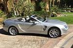 2003 MERCEDES-BENZ SL55 CONVERTIBLE - Side Profile - 189796