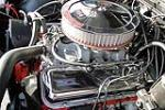 1970 CHEVROLET CHEVELLE CUSTOM COUPE - Engine - 189798