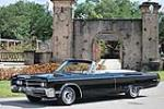 1967 CHRYSLER 300 CONVERTIBLE - Front 3/4 - 189806