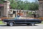 1967 CHRYSLER 300 CONVERTIBLE - Side Profile - 189806
