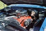 1960 CHEVROLET IMPALA CONVERTIBLE - Engine - 189815
