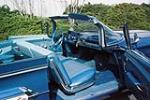 1960 CHEVROLET IMPALA CONVERTIBLE - Interior - 189815