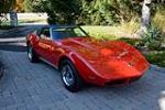 1973 CHEVROLET CORVETTE CONVERTIBLE - Front 3/4 - 189831