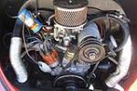 1968 VOLKSWAGEN BEETLE CONVERTIBLE - Engine - 189837