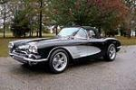 1959 CHEVROLET CORVETTE CUSTOM CONVERTIBLE - Front 3/4 - 189849