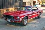 1968 FORD MUSTANG CALIFORNIA SPECIAL - Front 3/4 - 189887