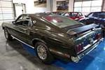1969 FORD MUSTANG MACH 1 428 SCJ FASTBACK - Rear 3/4 - 189918