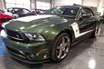 2012 ROUSH MUSTANG RS3 CONVERTIBLE - Front 3/4 - 189933