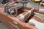 1957 CHEVROLET BEL AIR CONVERTIBLE - Interior - 189954