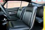 1967 PLYMOUTH BARRACUDA FASTBACK - Interior - 189993