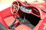 1954 MG TF ROADSTER - Interior - 190004