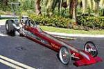 1983 BOB JENKINS ALCOHOL DRAGSTER - Front 3/4 - 190057