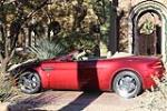 2008 ASTON MARTIN VANTAGE CONVERTIBLE - Side Profile - 190083