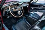 1968 SHELBY GT350 FASTBACK - Interior - 190126