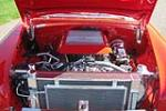 1955 CHEVROLET BEL AIR CUSTOM CONVERTIBLE - Engine - 190158
