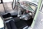 1930 FORD MODEL A CUSTOM COUPE - Interior - 190174