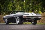 1970 CHEVROLET CHEVELLE CUSTOM CONVERTIBLE - Rear 3/4 - 190180
