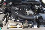 2009 FORD MUSTANG ROUSH CUSTOM COUPE - Engine - 190226