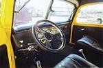 1939 FORD CUSTOM SEDAN DELIVERY - Interior - 190282