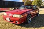 1987 FORD MUSTANG GT  - Front 3/4 - 190358