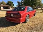 1987 FORD MUSTANG GT  - Rear 3/4 - 190358