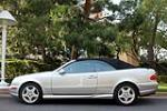 2000 MERCEDES-BENZ CLK430 CONVERTIBLE - Side Profile - 190380