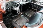 1962 CHEVROLET CORVETTE CONVERTIBLE - Interior - 190405