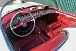 1954 CHEVROLET CORVETTE CONVERTIBLE - Interior - 190451