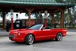 2004 FORD THUNDERBIRD CUSTOM CONVERTIBLE - Front 3/4 - 190457