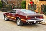 1969 FORD MUSTANG MACH 1 428 SCJ FASTBACK - Rear 3/4 - 190509
