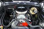 1970 CHEVROLET CHEVELLE SS 454 CUSTOM COUPE - Engine - 190539