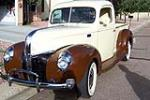 1941 FORD PICKUP - Front 3/4 - 190567