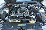 2008 FORD SHELBY GT500 STEEDA CONVERTIBLE - Engine - 190586