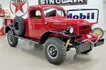 1946 DODGE POWER WAGON  - Front 3/4 - 190640